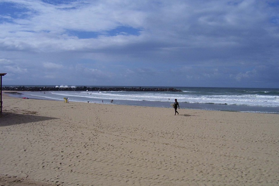 san sebastian 2 - Beach of La Concha