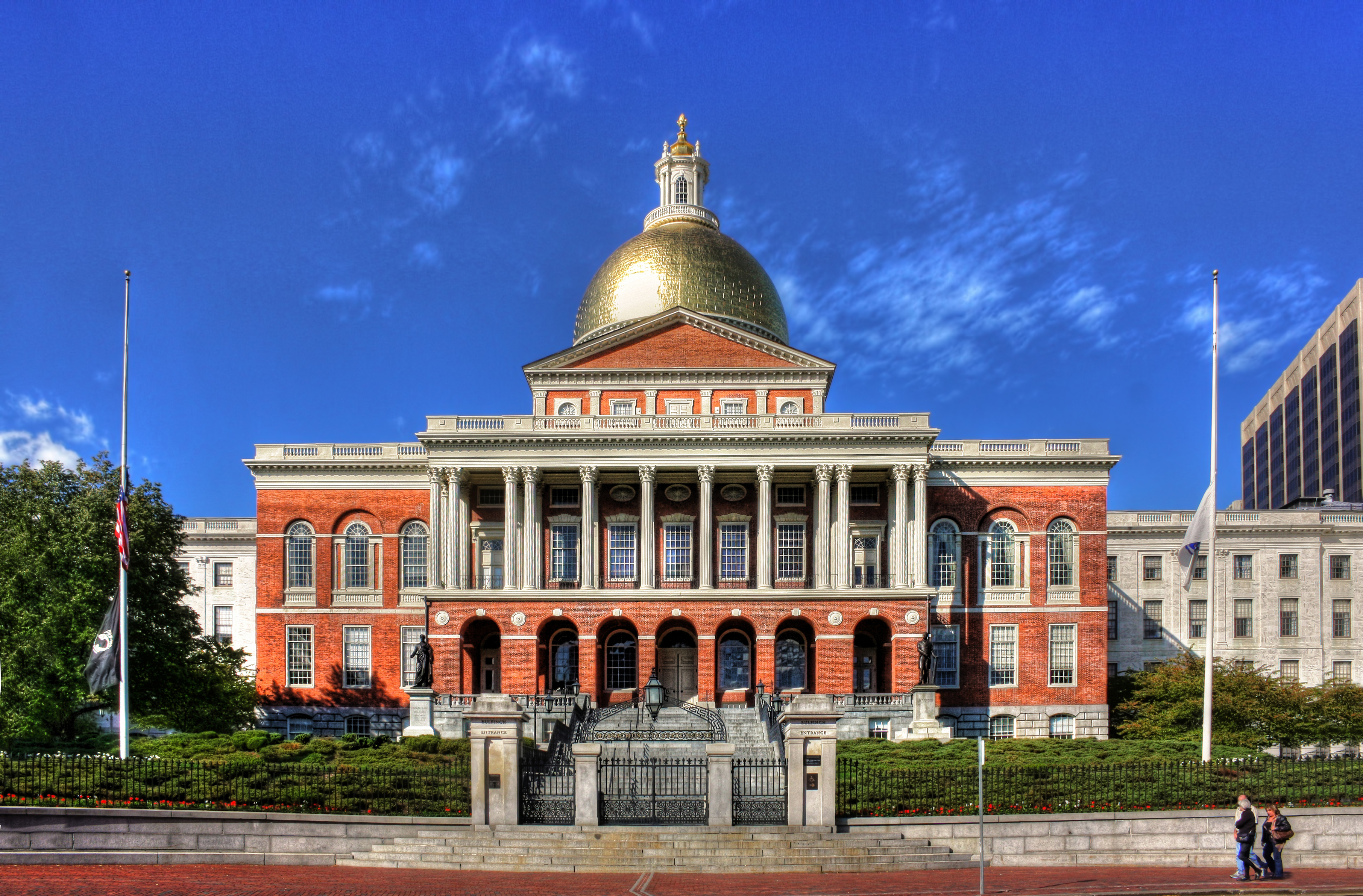 Beacon hill public building in boston thousand wonders for Building a house in ma