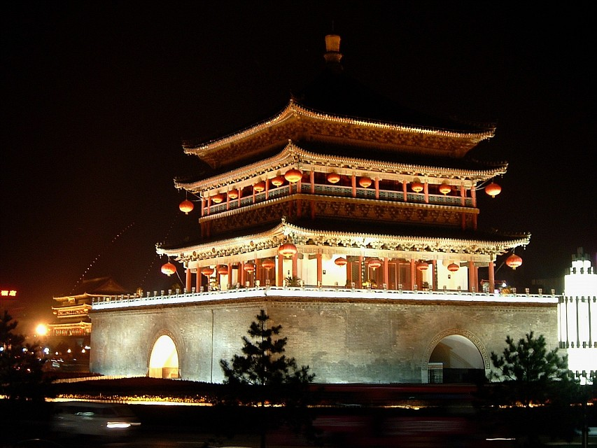 Bell Tower of Xi'an - Bell Tower of Xi'an