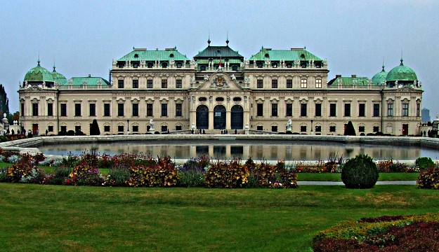 The Belvedere - Belvedere Palace
