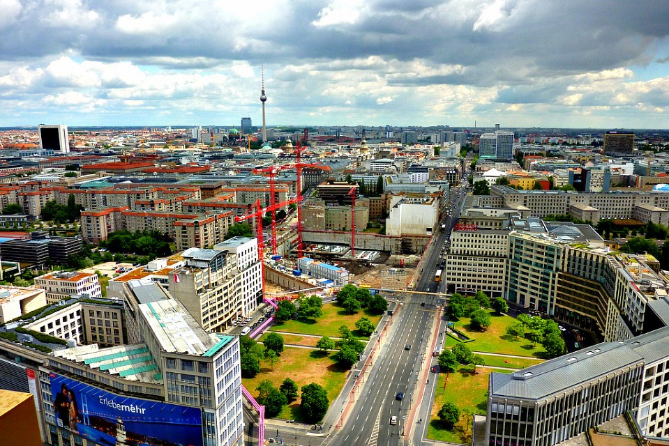 View Over Berlin - Berlin