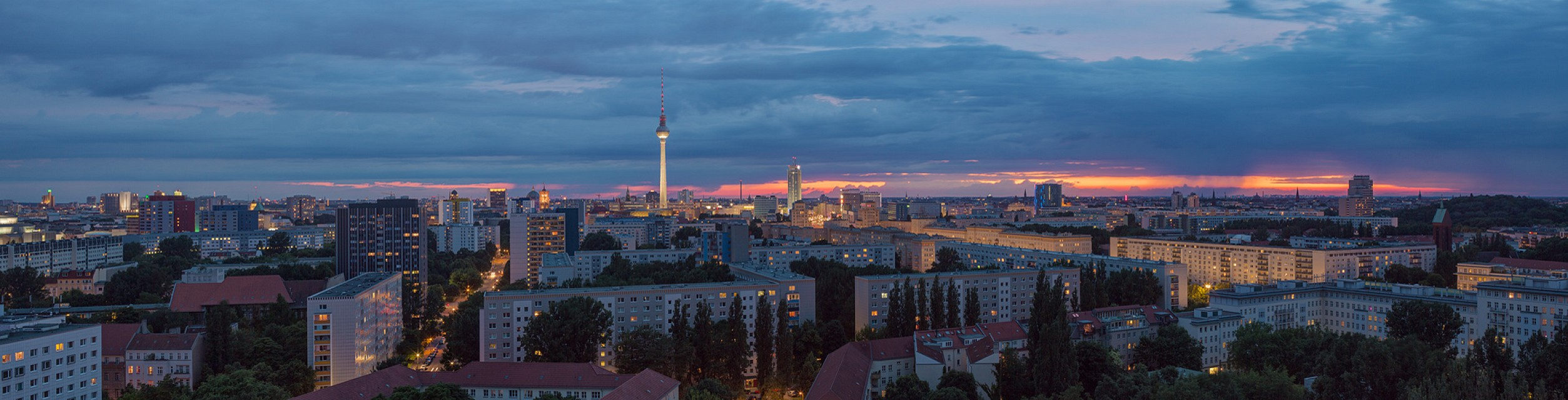 Skyline #II -