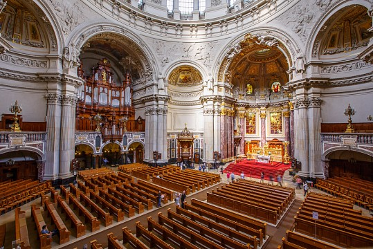 Berliner Dom - Berlin