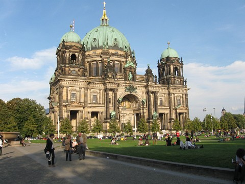 Museum Island - Berlin Cathedral