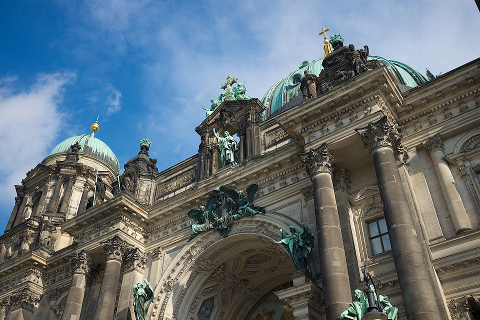 Berlin Cathedral - Berlin Cathedral