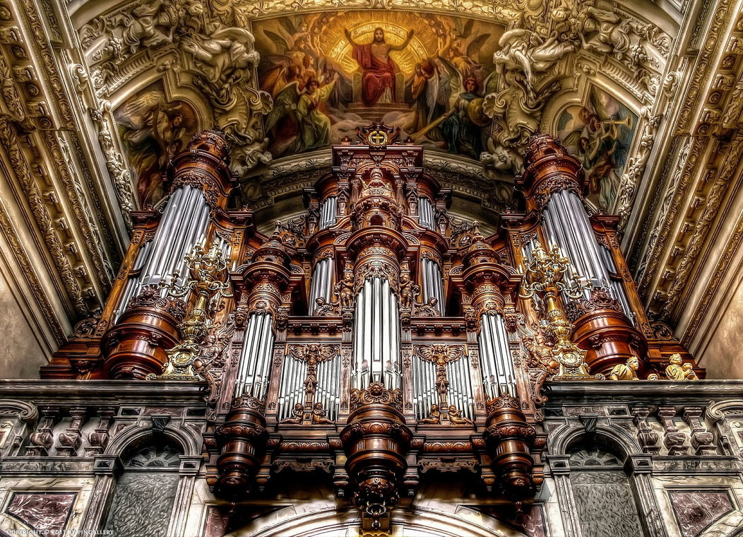 berlin cathedral church in berlin thousand wonders. Black Bedroom Furniture Sets. Home Design Ideas