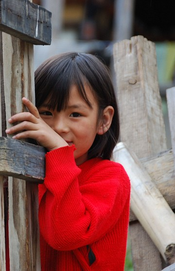 A little