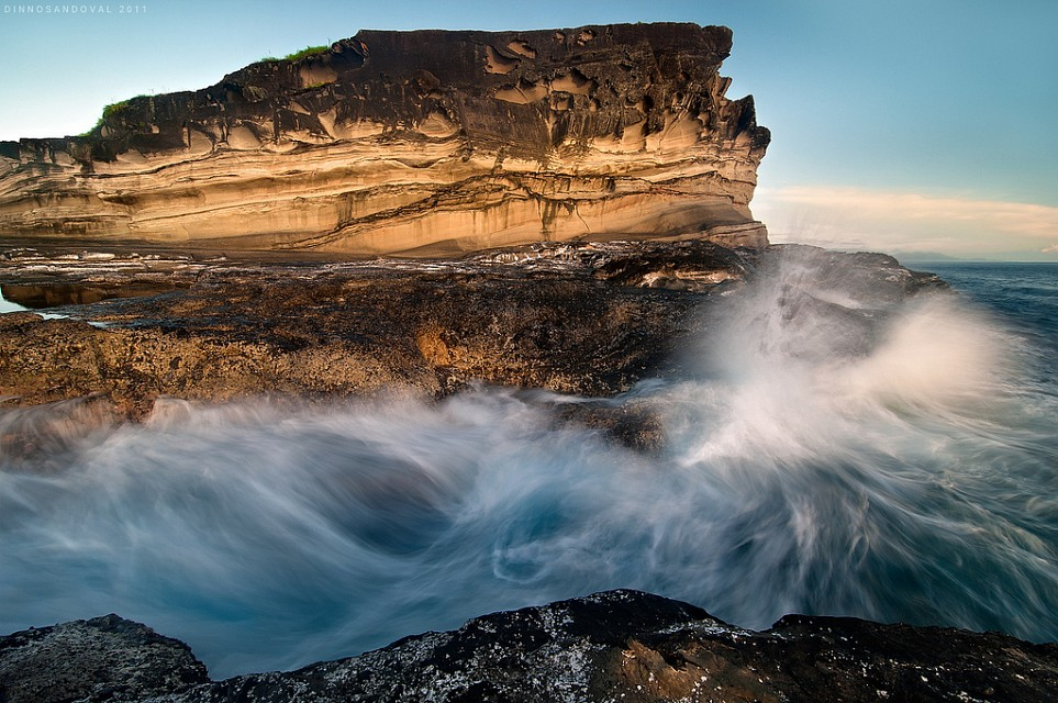 Sea of Temper - Biri Island