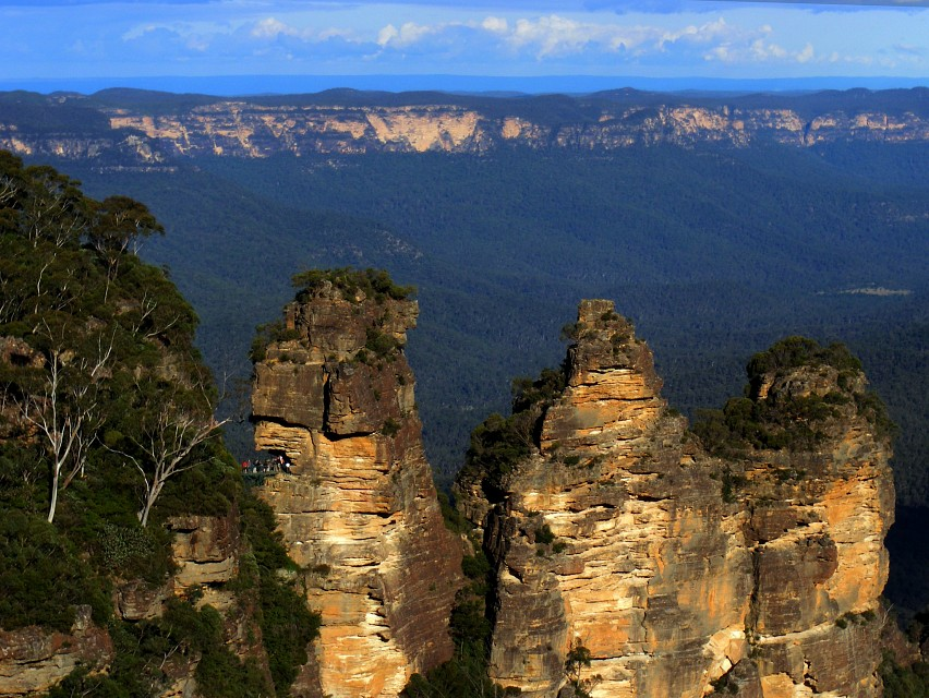 Blue Mountains HDR - Blue Mountains