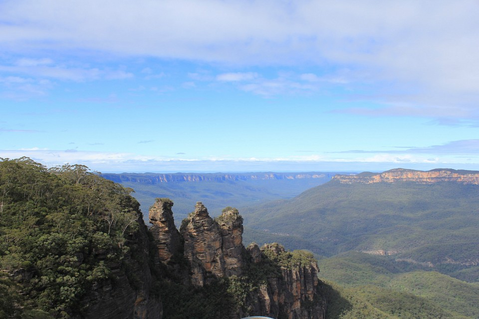 Blue Mountains - Blue Mountains