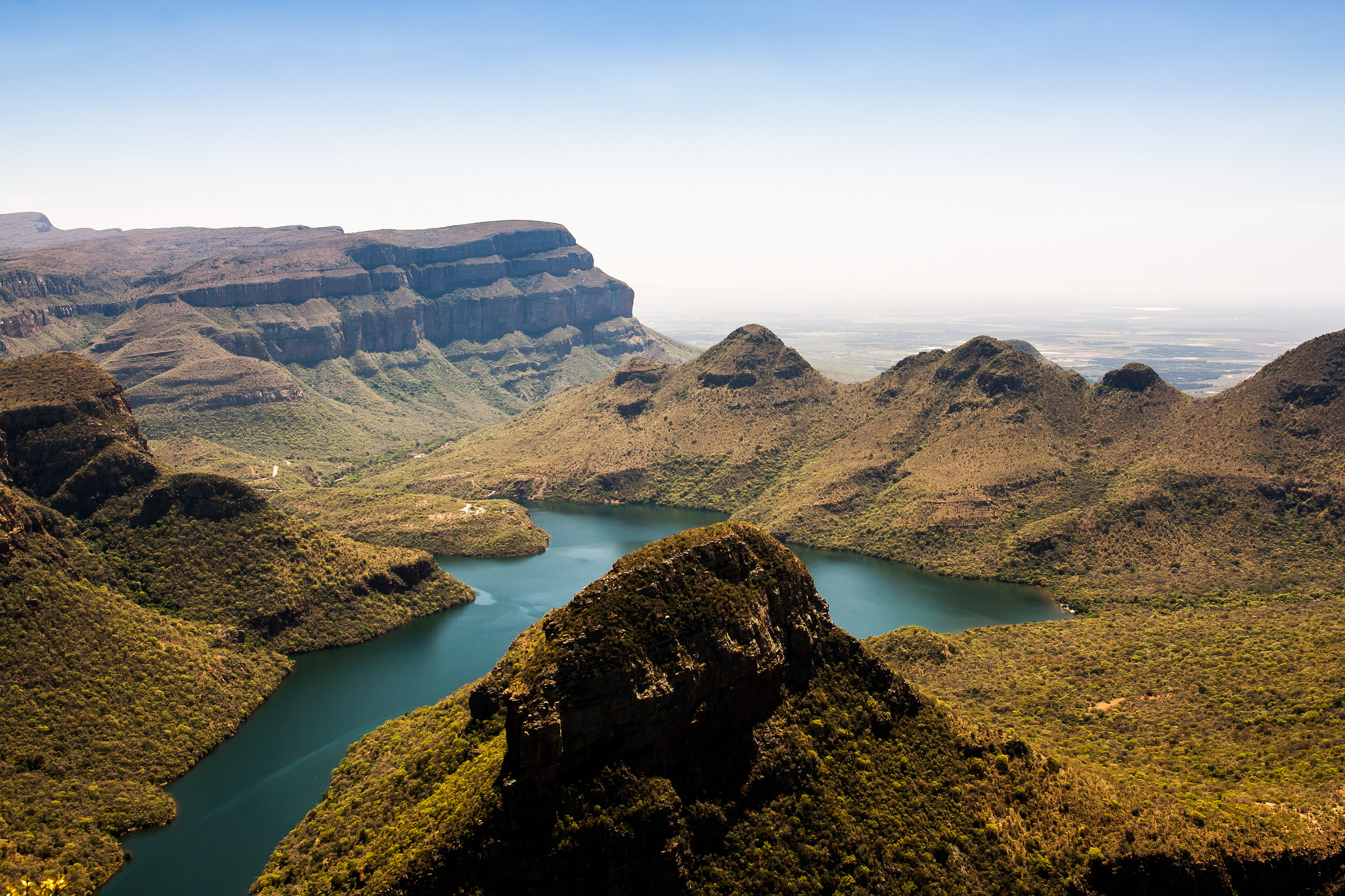 Blyde River Canyon - Thousand Wonders