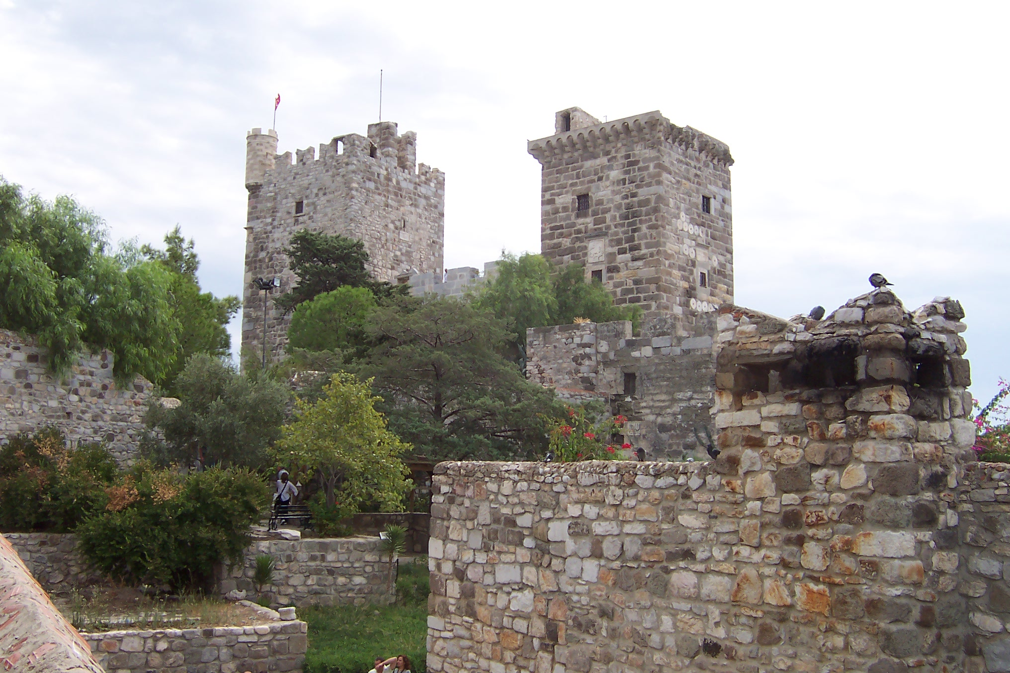 Bodrum Castle - Palace in Istanbul - Thousand Wonders