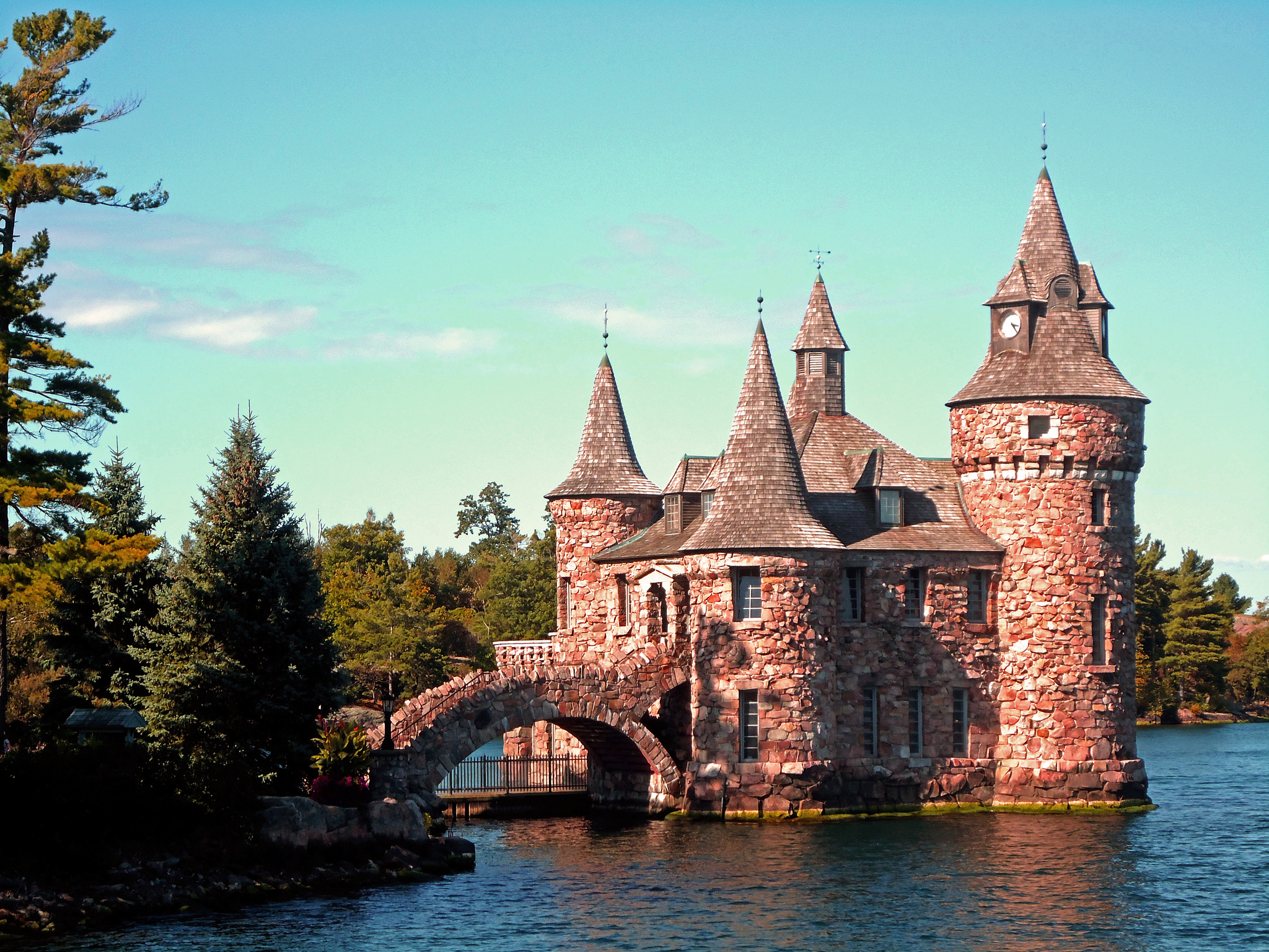 Boldt Castle Castle In New York Thousand Wonders