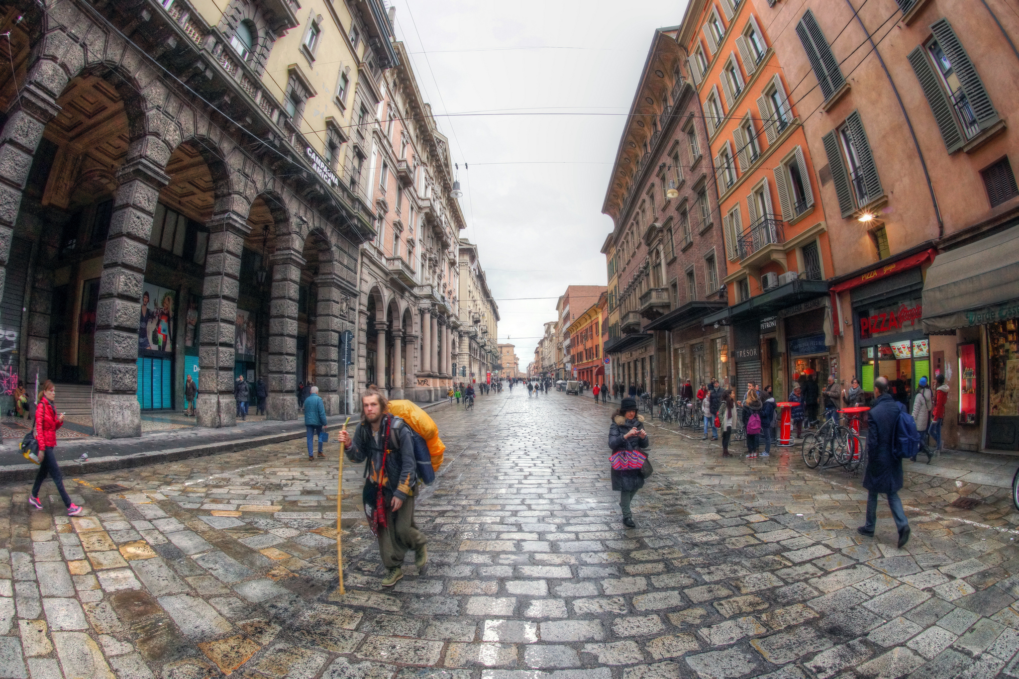 Bologna - City in Italy - Thousand Wonders