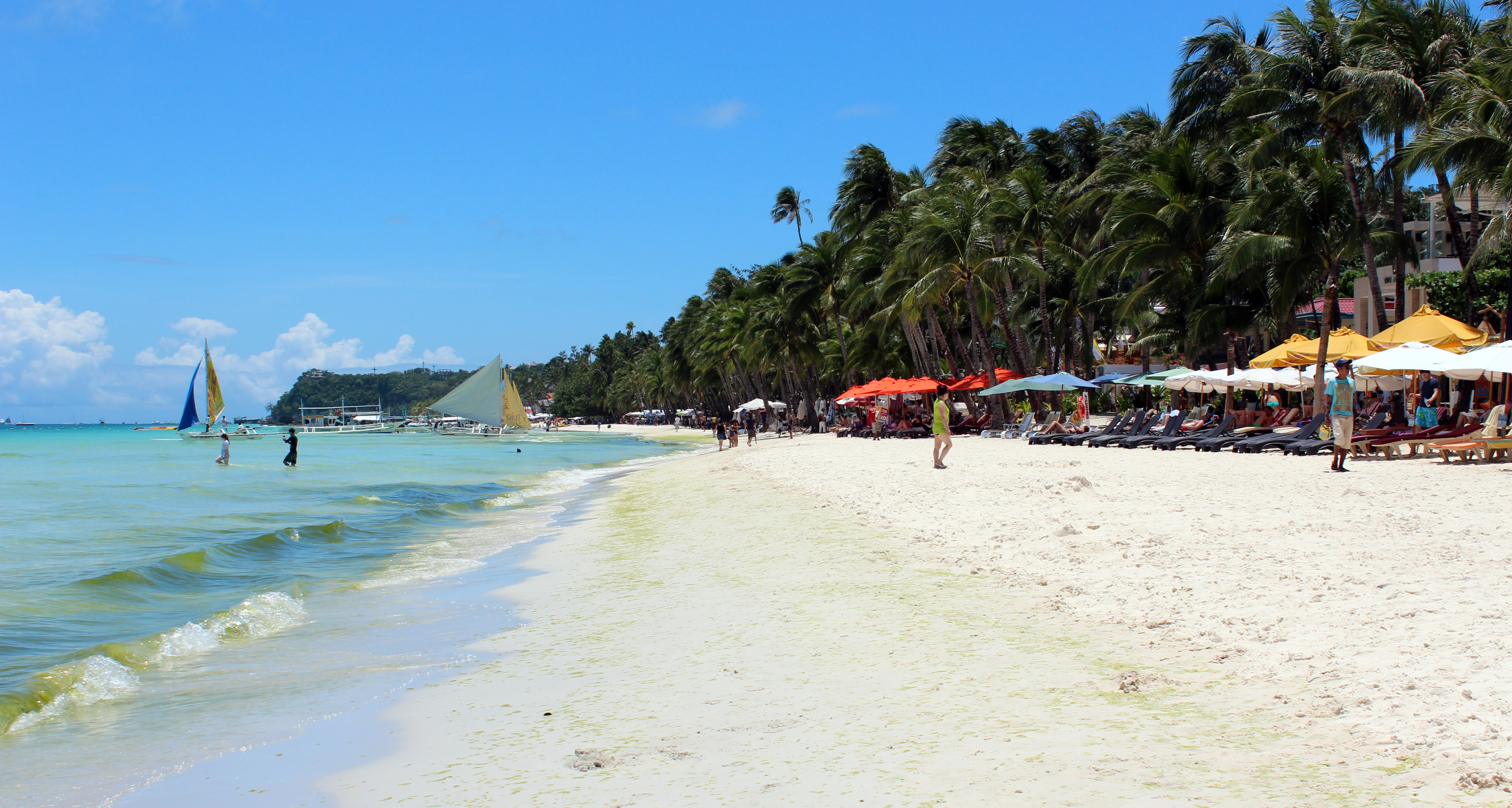 Boracay Island In Philippines Thousand Wonders