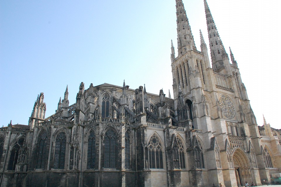 Bordeaux Cathedral - Bordeaux Cathedral