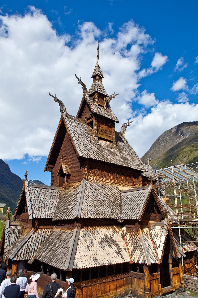 _MG_1616 - Borgund Stave Church