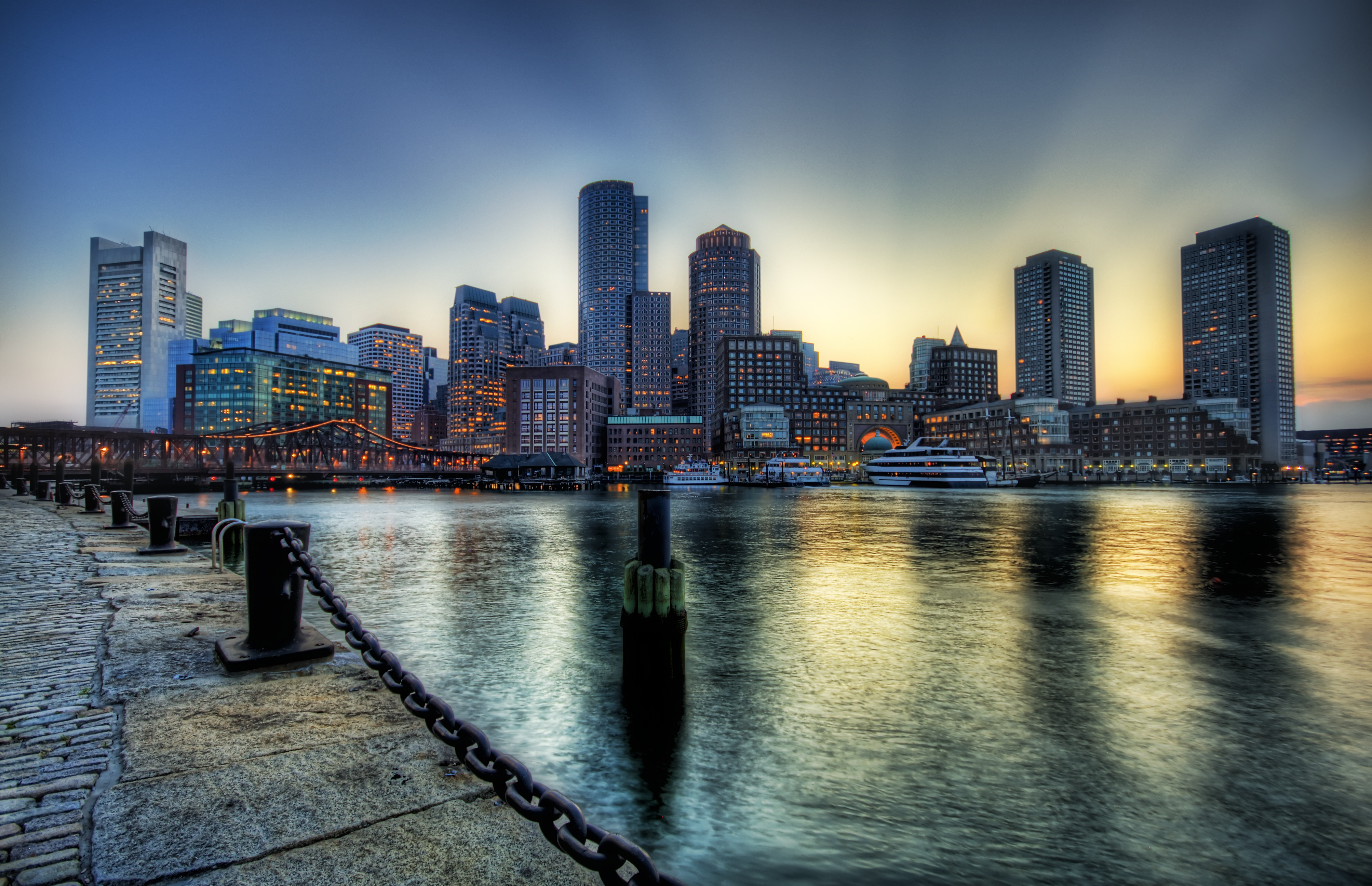 Boston - City in United States - Sightseeing and Landmarks ...