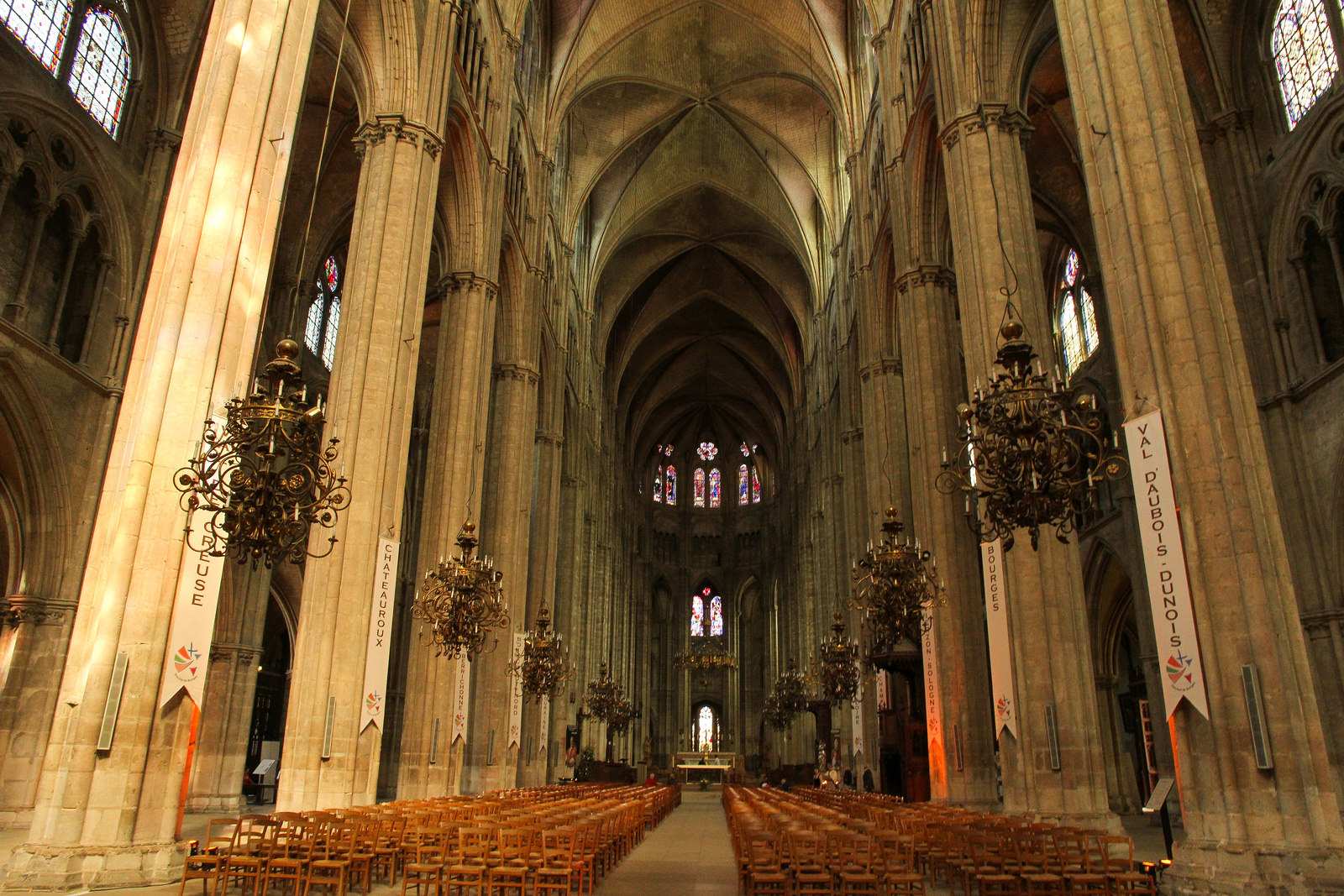 Bourges Cathedral Saint Stephen
