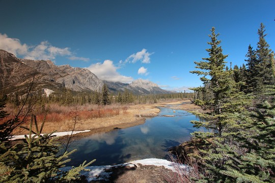 Bow Valley Provincial Park