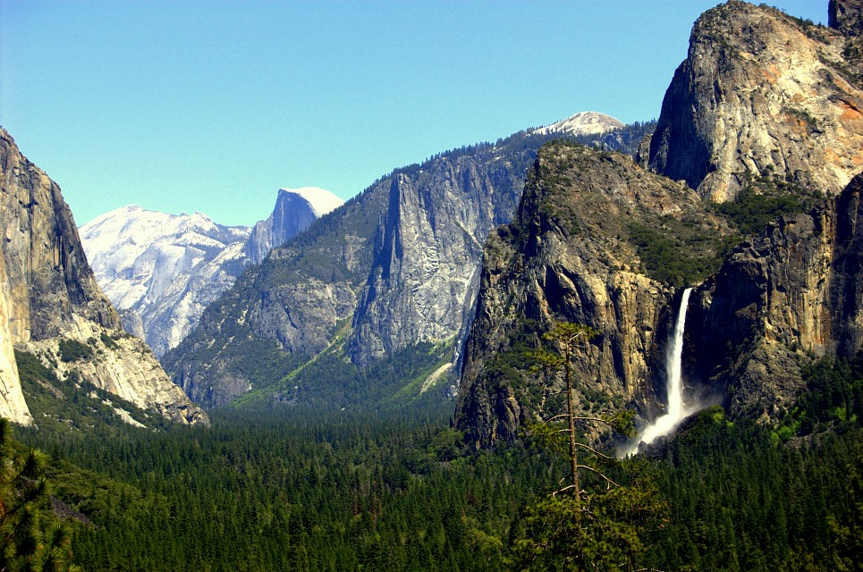Majesty - Bridalveil Fall