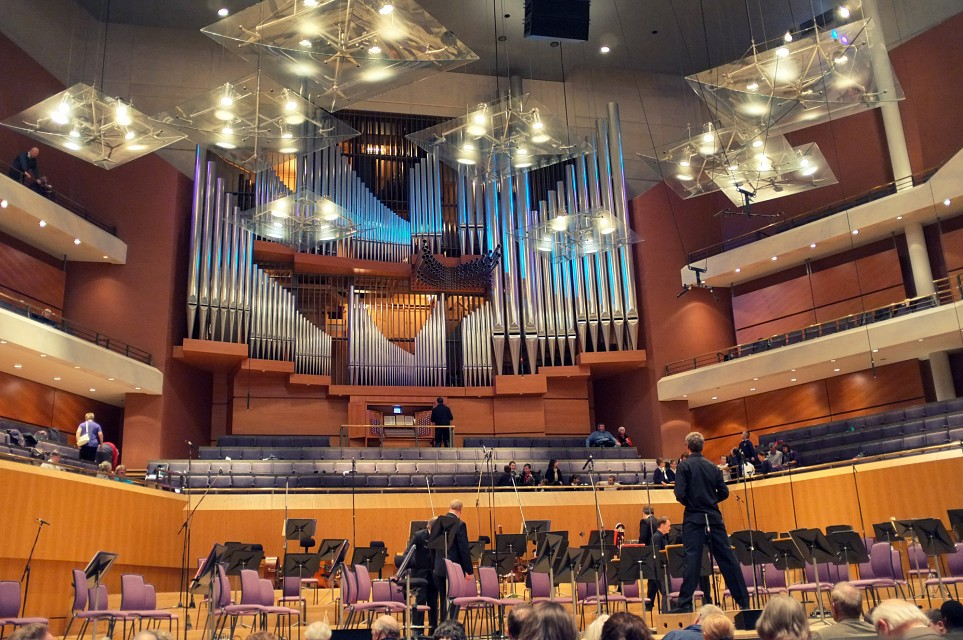 Bridgewater Hall - Bridgewater Hall