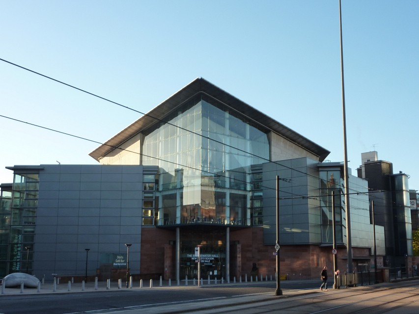 Bridgewater Hall, Manchester 27/10/2012.... - Bridgewater Hall