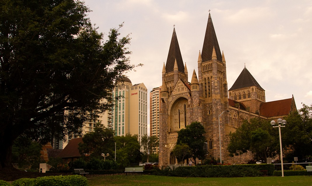 St. Stephen's Cathedral - Brisbane