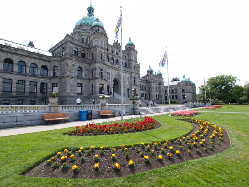 British Columbia, Canada-27 - British Columbia Parliament Buildings