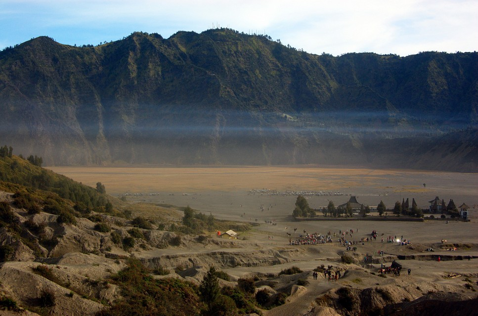 Poten Temple and Sand Sea