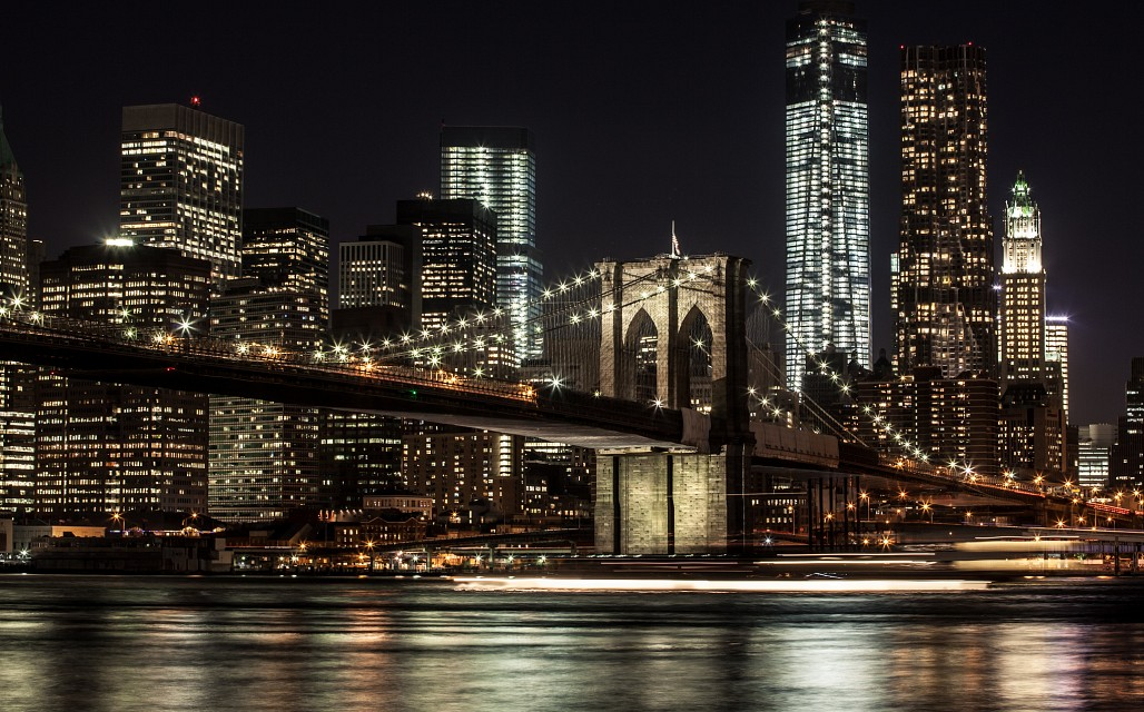 - Brooklyn Bridge