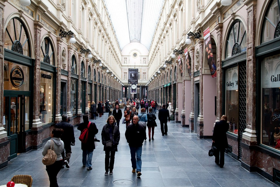 Passage - Brussels