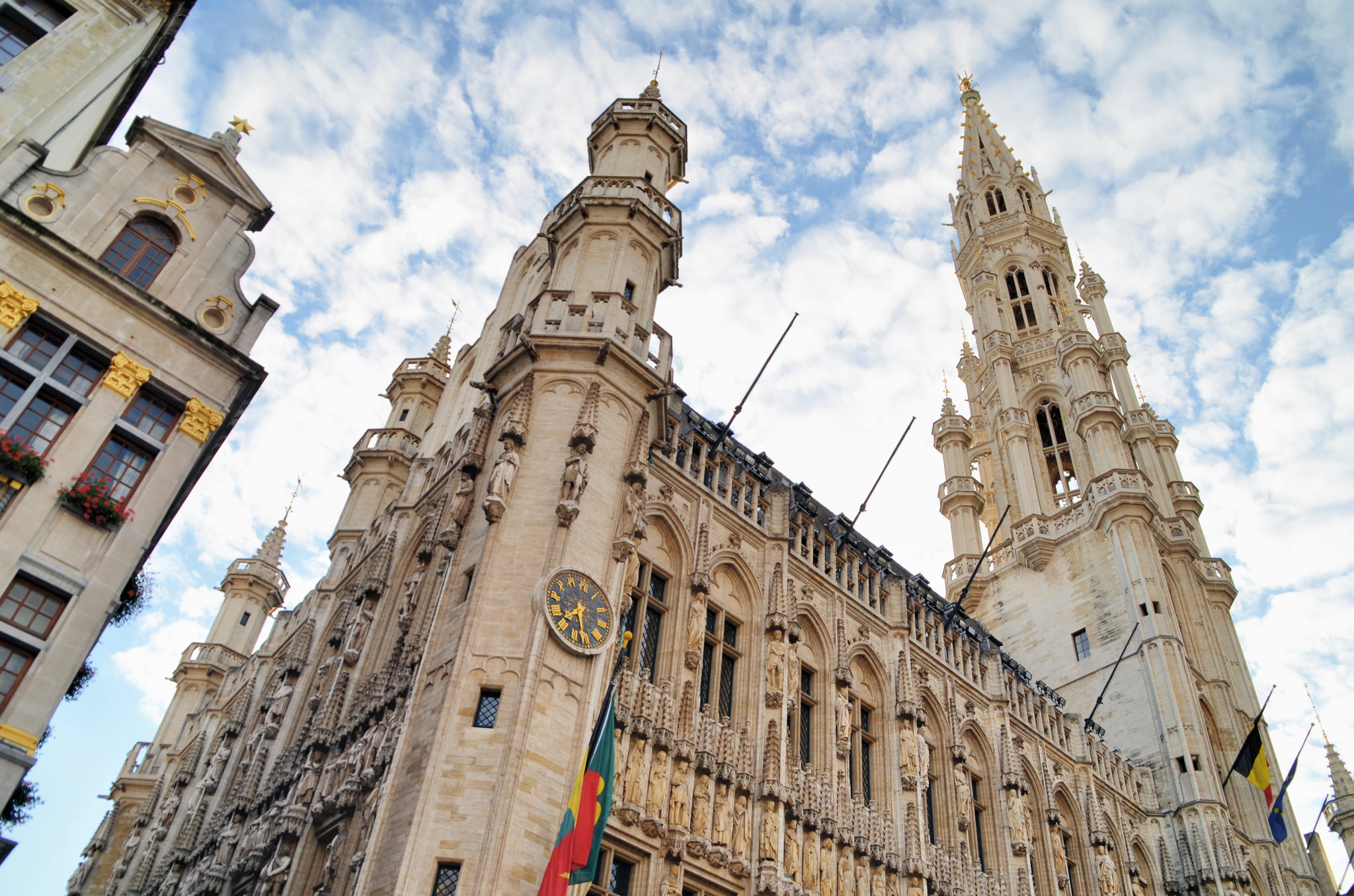 Brussels Town Hall - City Hall in Brussels - Thousand Wonders