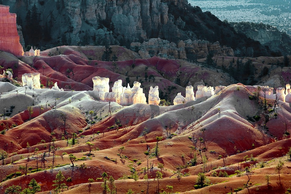 - Bryce Canyon National Park