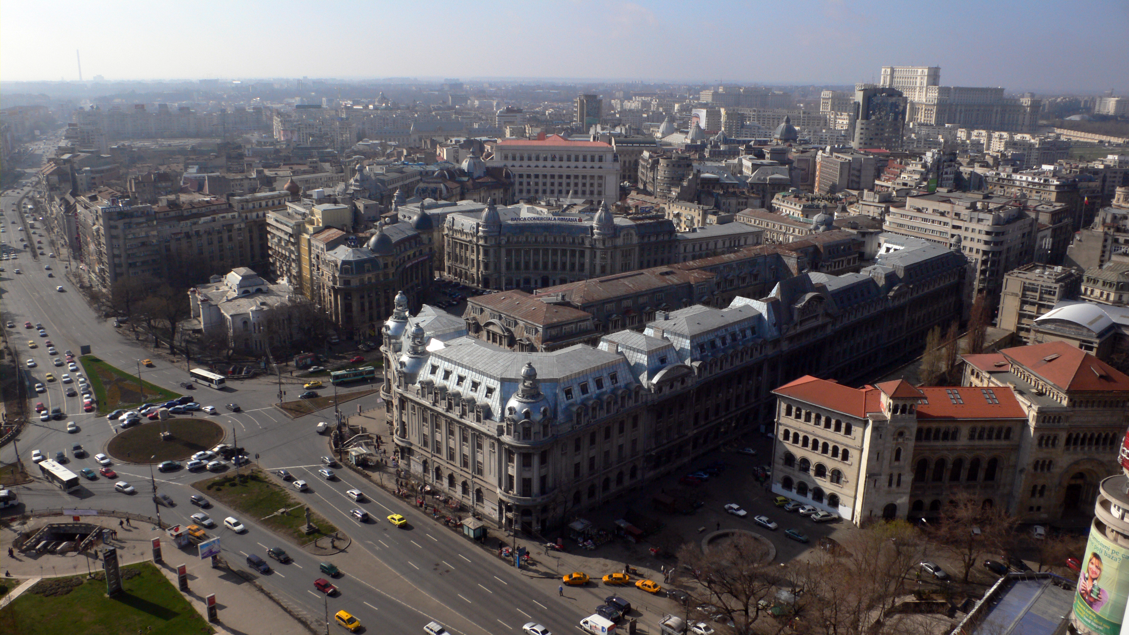 Bucharest - City in Romania - Sightseeing and Landmarks - Thousand ... Bucharest