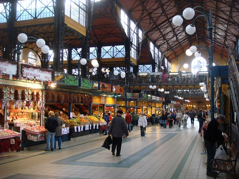 Great Market Hall -