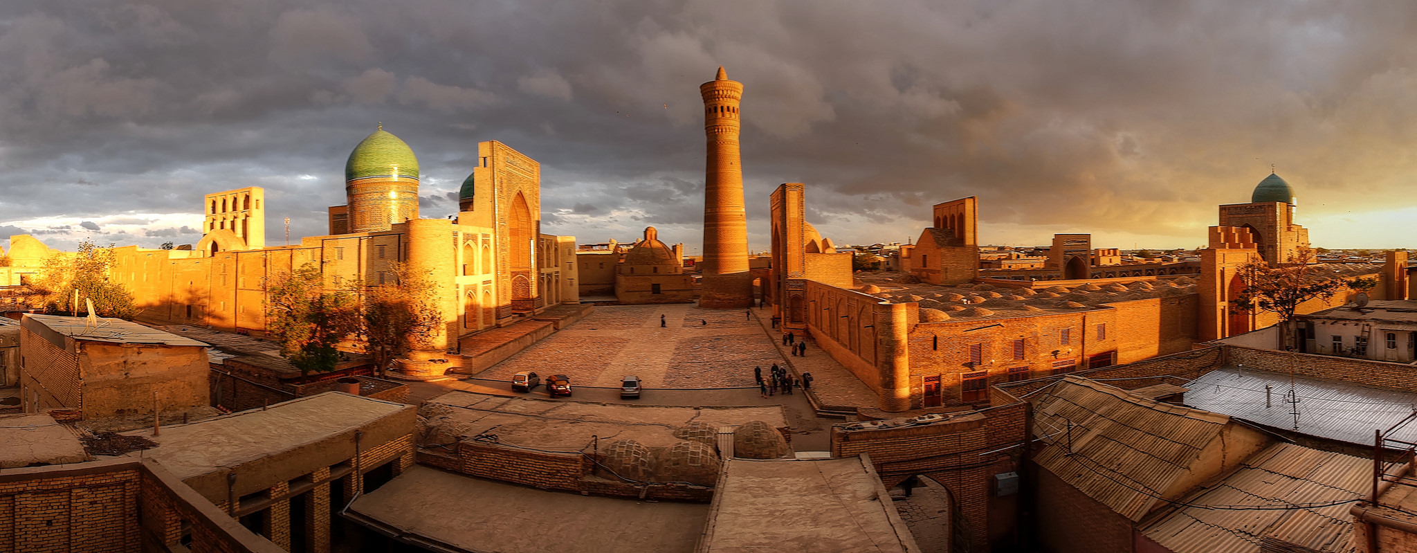Bukhara Town In Uzbekistan Thousand Wonders