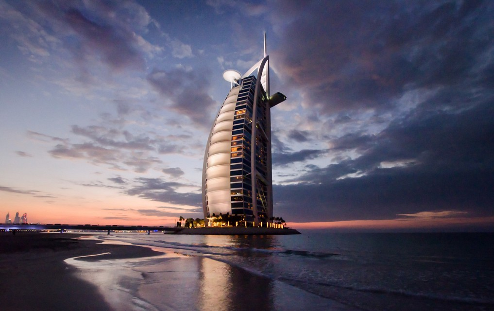 7 Star Luxury - Burj al Arab