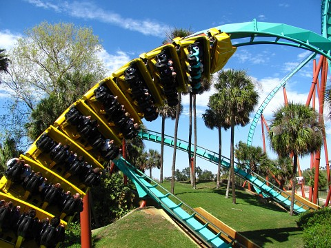 Tampa city in florida sightseeing and landmarks - Busch gardens florida resident pass ...
