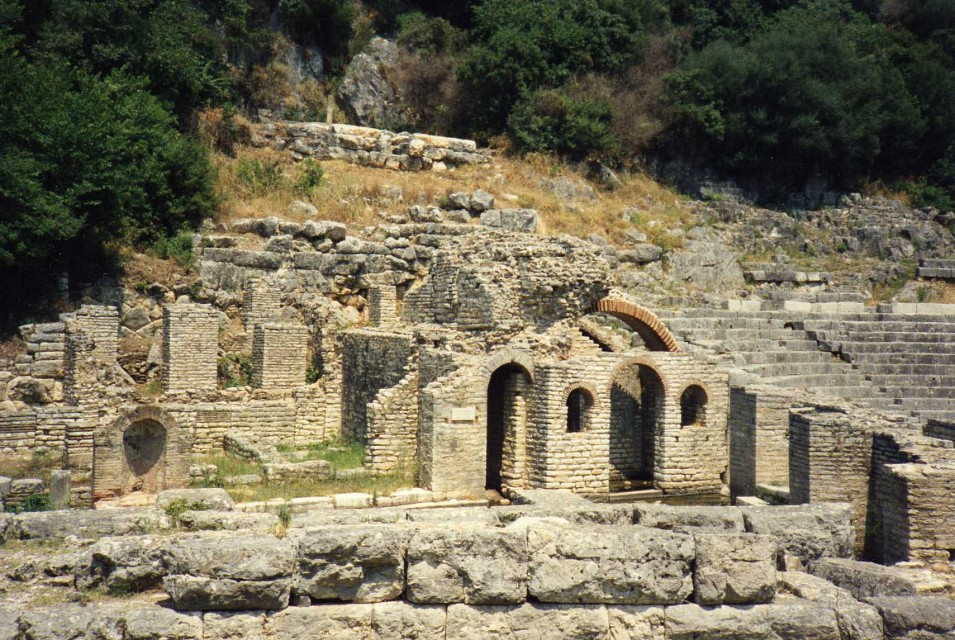 Butrinti archaeolgical site - Butrint National Park