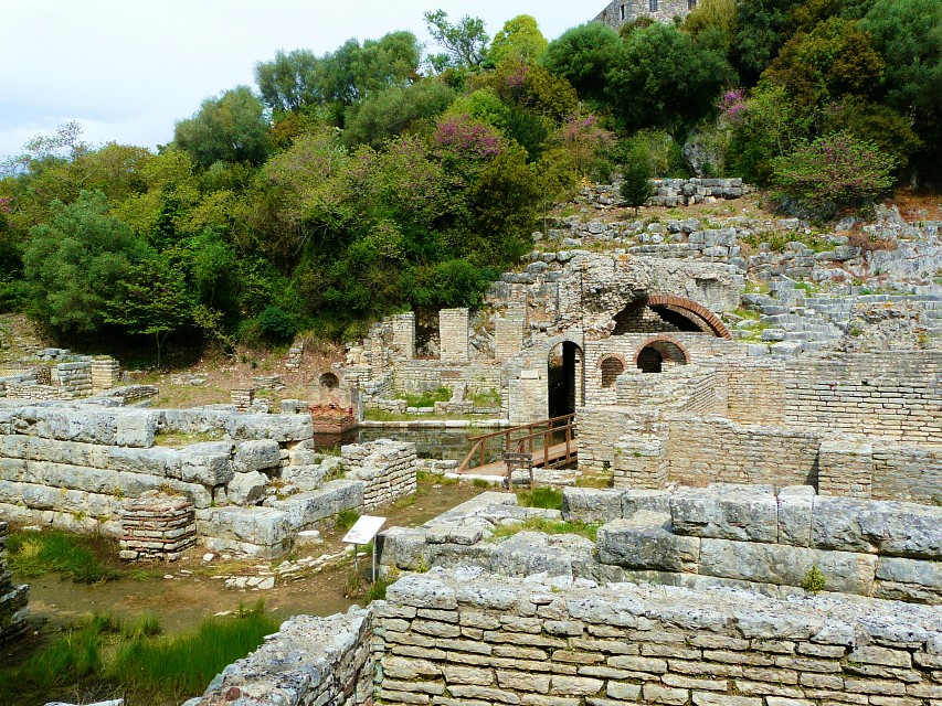 Butrint national park - Butrint National Park