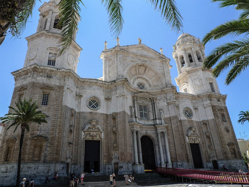 Cadiz cathedral - Cádiz Cathedral