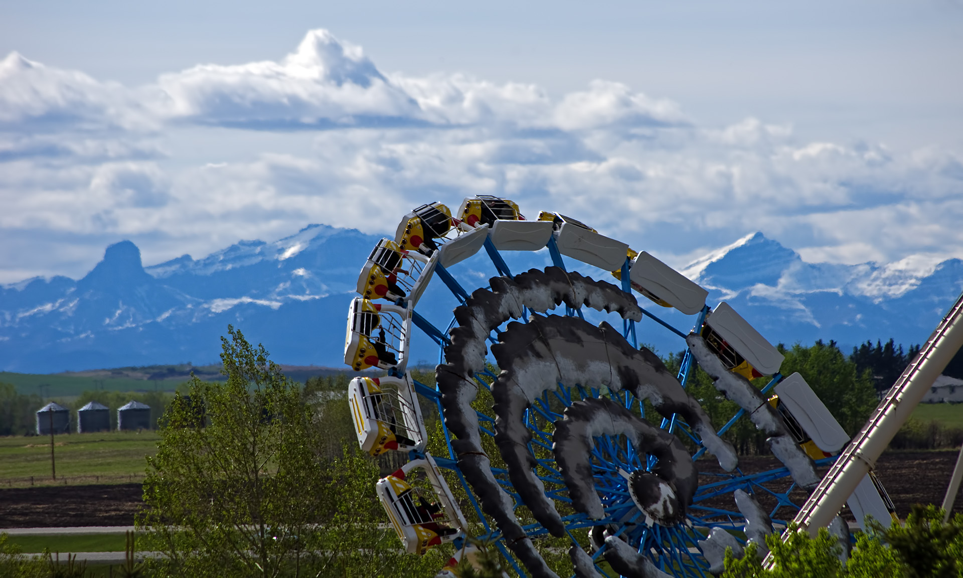Calaway Park Theme Park In Calgary Thousand Wonders