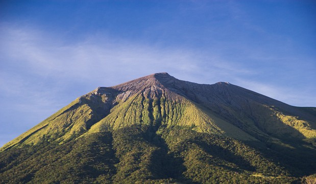 Canlaon Volcano