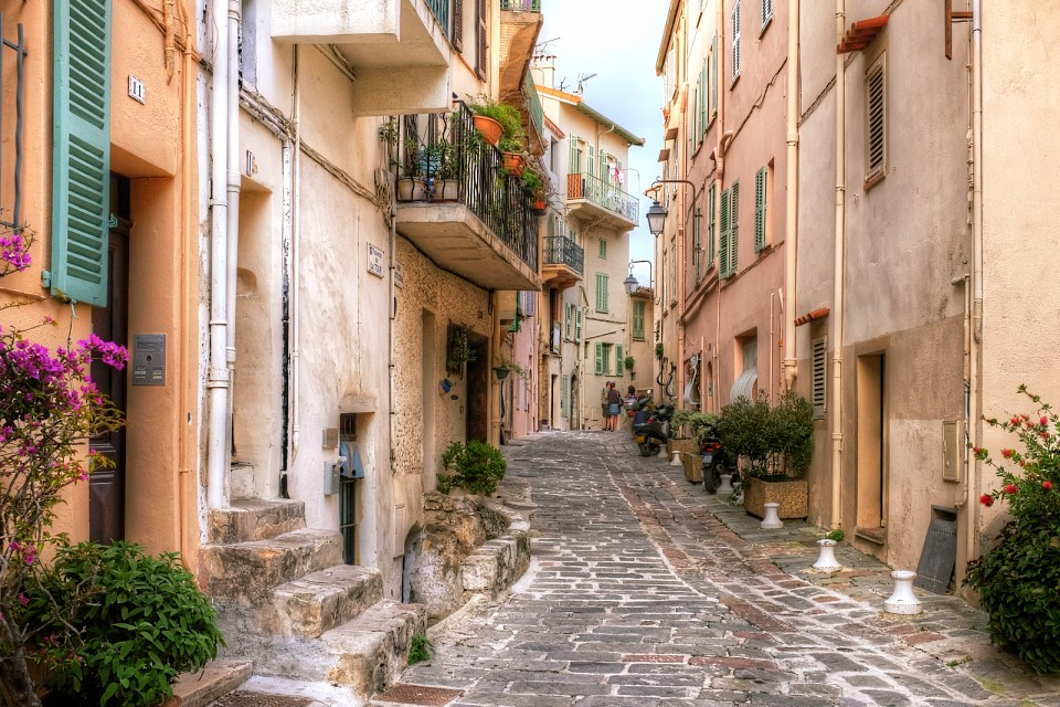 Cannes Street, Fance - Cannes