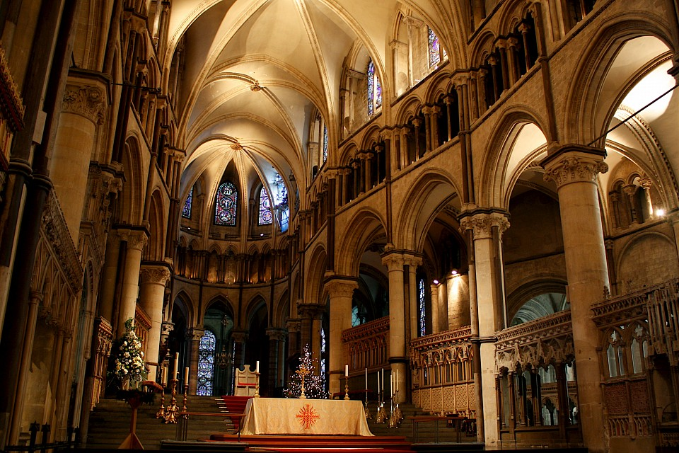 Canterbury Cathedral - Canterbury