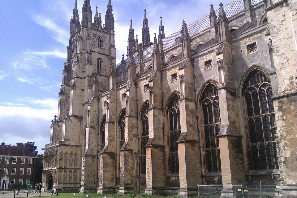 Canterbury Cathedral - Canterbury Cathedral