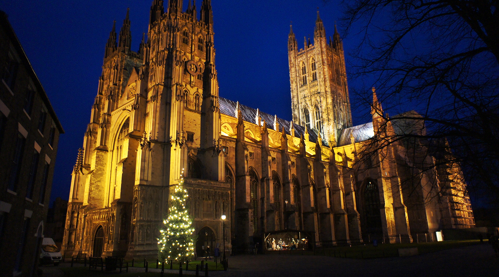 Canterbury Cathedral Church In Canterbury Thousand Wonders