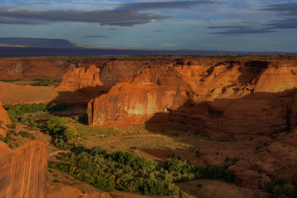 The Canyon - Canyon de Chelly National Monument