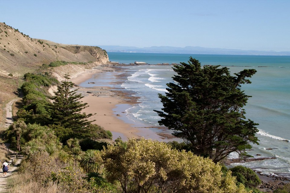 Cape Kidnappers - Cape